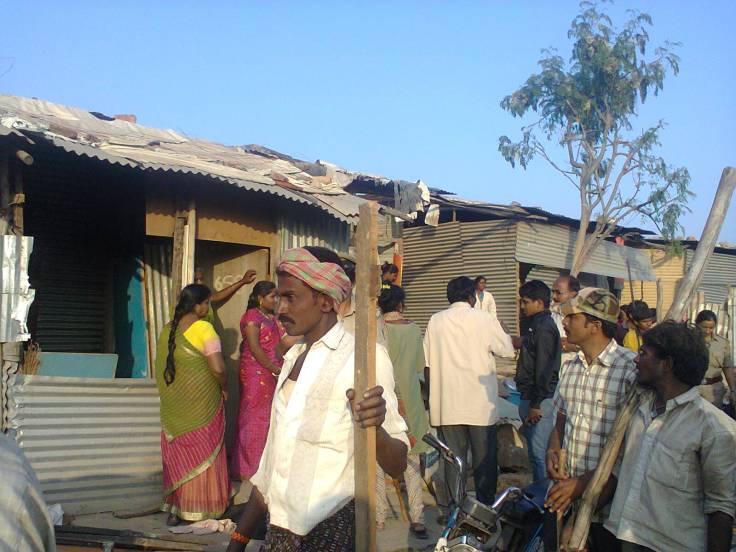 EWS evictions