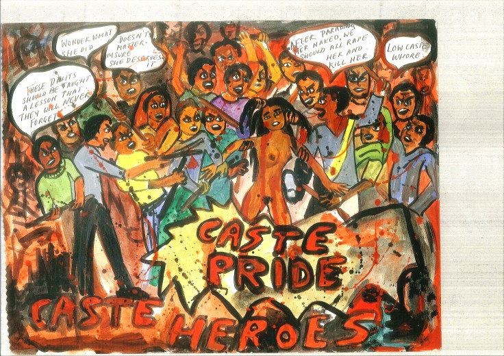 caste pride